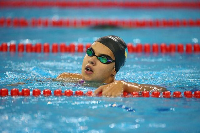 Зевина завоевала серебро чемпионата Европы