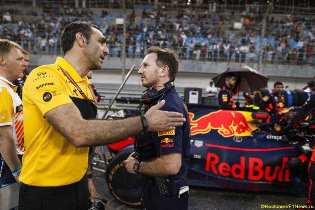 Абитебул: Логично, что наши с Red Bull пути разошлись