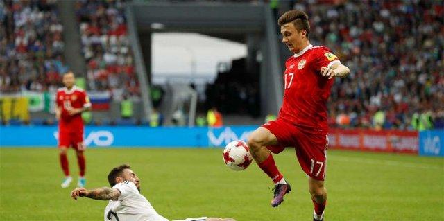 Эмери одобрил трансфер полузащитника сборной России в «Арсенал»