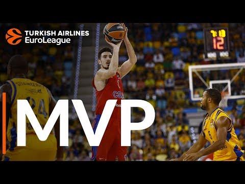 Нандо де Коло — MVP 4-го тура Евролиги
