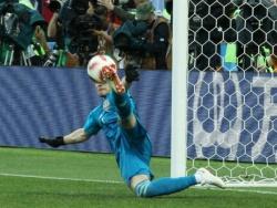 Акинфеев - о пенальти в игре с Испанией: