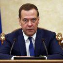 Дмитрий Медведев планирует посетить четвёртый матч серии