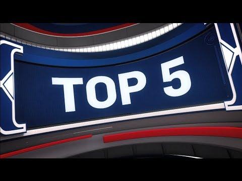 Сокрушительное добивание сверху Бена Симмонса – в топ-5 дня в НБА
