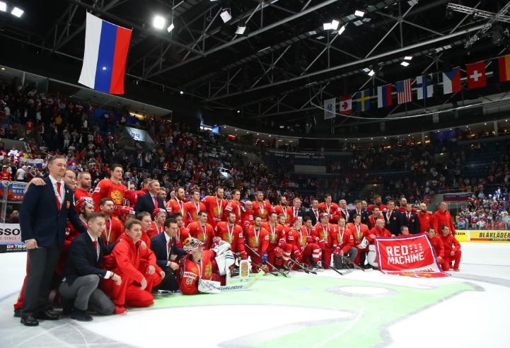 Сборная России прилетит с чемпионата мира в Москву 27 мая