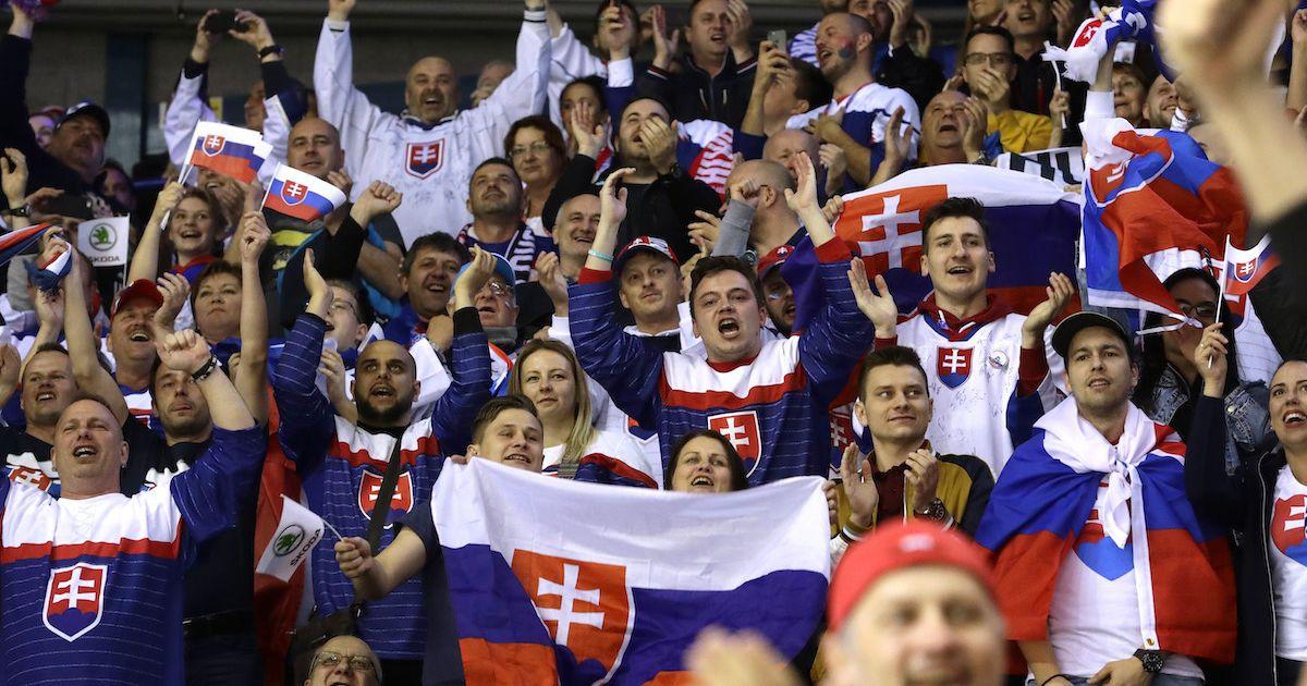 Данё: не виню словацких болельщиков, но такого быть не должно