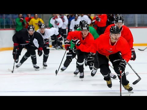 Хартли – о переходе на финские площадки: маленький лёд – плюс для «Авангарда»