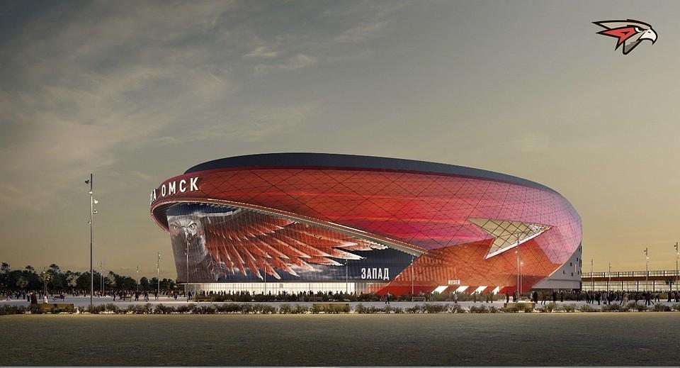 Крылов: поставленная задача  начать сезон-2022/23 в Омске на новой арене