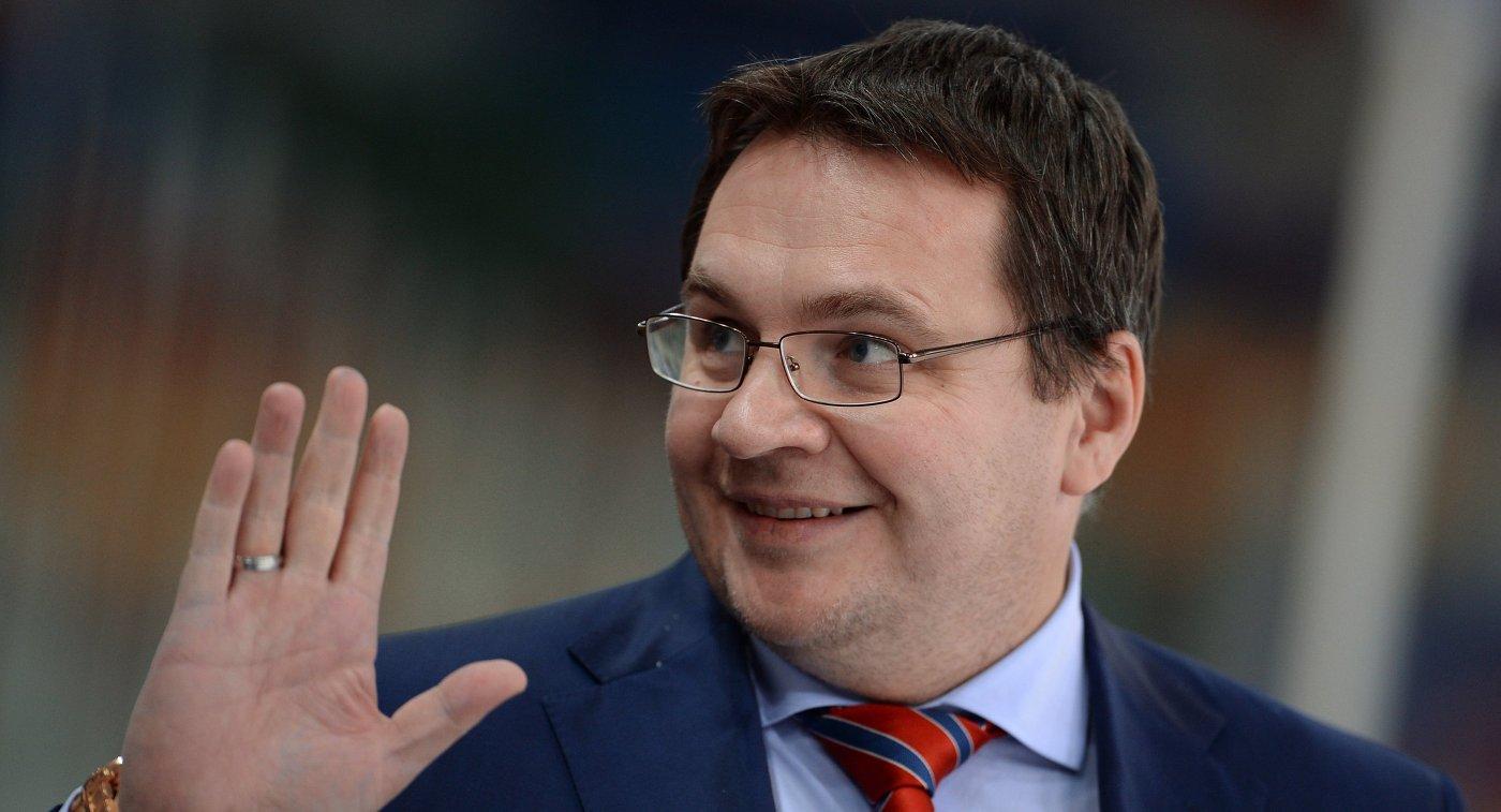 Назаров: хоккей  это тяжелый безвредный наркотик, соскучился по работе