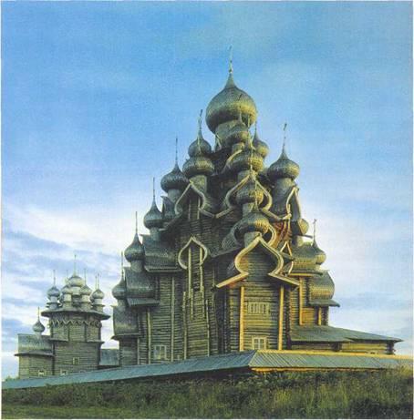 Реставрация памятников деревянного зодчества